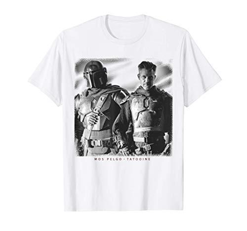 Star Wars: The Mandalorian The Marshal Mos Pelgo Tatooine T-Shirt