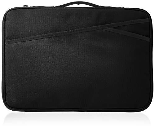 Amazon Basics Laptop Case Sleeve Bag - 15-Inch, Black