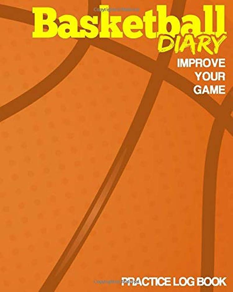 契約したバクテリア宝Basketball Diary: 8x10 Basketball Training Log / Diary / Record Keeper with Notes sections.. Thorough Training Journal to Up Your Shooting Percentages