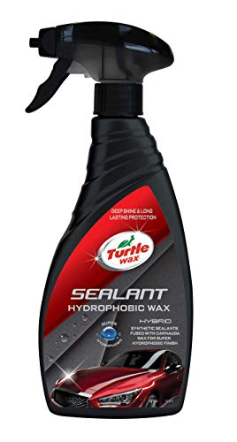 Turtle Wax 53139 Hybrid Sealant Spray De Nettoyage De Voiture sans Eau 500Ml