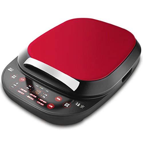 Máquina de cocinar olla caliente eléctrica casera Grill Versátil plancha, hogar Revestimiento...