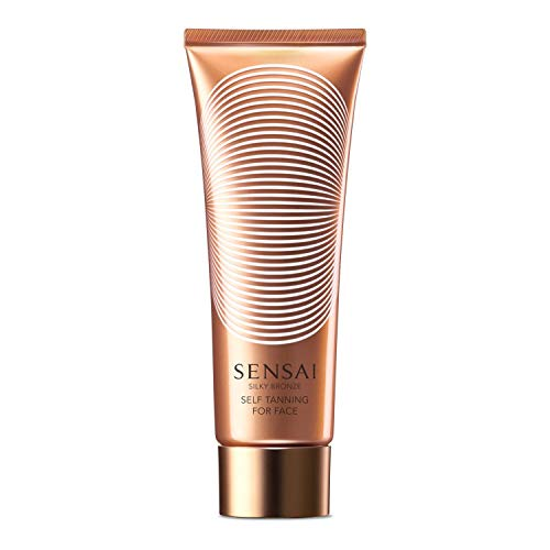 SENSAI SILKY BRONZE self tanning for...