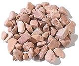 Zandobbio Ciottolo di Marmo Rosso Verona 25/40 Sacco da 25 kg Sassi Pietre arredo Giardino vasi