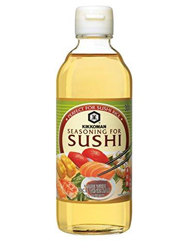 Produit Du Monde - Vinaigre De Riz Pour Sushi Kikkoman 300Ml