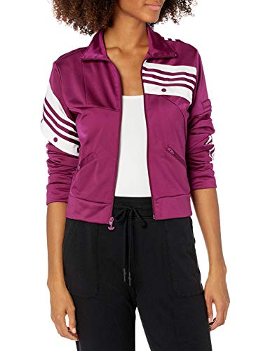 adidas Originals womens Danielle Cathari Track Top Sweater, POWBER, XSTP US
