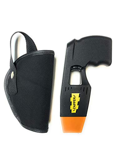 ZAPPER Toy with Holster (Black)
