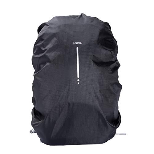 Eono by Amazon - Waterproof Backpack Rain Cover (M (30-40L)
