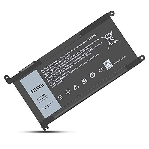 New WDX0R Laptop Battery for Dell Inspiron 13 5368 5378 5379 7368 7378 14 7460 15 5565 5567 5568 5578 7560 7570 7579 7569 17 5765 5767 FC92N 3CRH3 T2JX4 CYMGM P58F