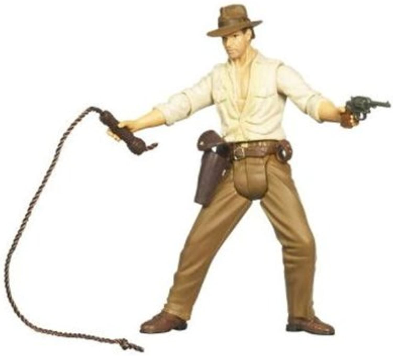 Indiana Jones Action Figure Wave 1   Indiana Jones Cario Marketplace Outfit