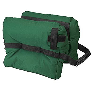 Sizet Shooting Rest Bag – Outdoor Rifle Hunting Gun Accessories Target Sports Sandbag for Shooter Hunter