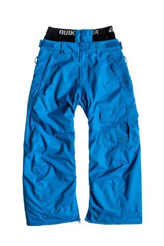 Quiksilver Jungen Snowboard Hose Planner Youth 10K PNT, Brillant Blue, 10 Jahre