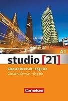 Studio 21: Glossar A1 Deutsch - Englisch