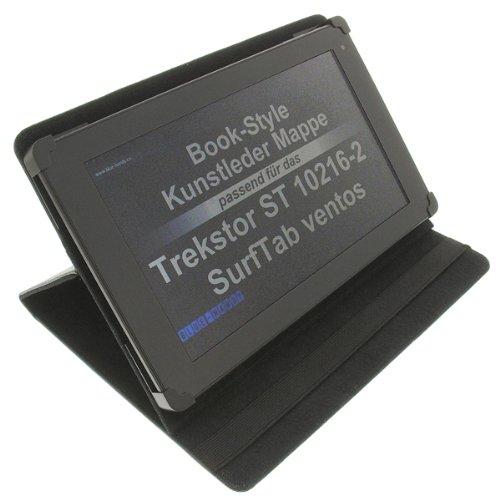 foto-kontor Tasche für Trekstor SurfTab ventos 10.1 ST 10216-2 SurfTab ventos Volks Tablet Volks Tablet 2 Book Style