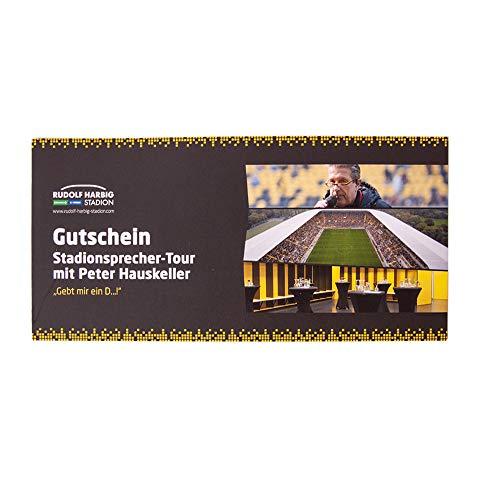 SG Dynamo Dresden GUTSCHEIN Stadionsprecher-Tour, Auswahl:ermäßigt