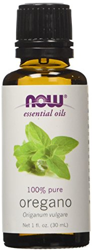 NOW Foods Oregano Oil, 1 ounce (Pack of 2)