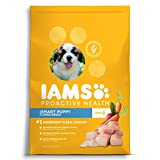 DISCONTINUED BY MANUFACTURER: Iams ProActive Health Smart Puppy Large Breed Premium Dry Dog Food, 38.5-Pound