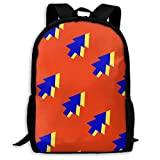 Shack Gravity Falls Printed School Backpack Water Resistant Travel Rucksack Bag Laptop Lightweight Backpack Daypack,17' Mochila Escolar