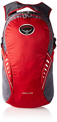 Osprey Daylite Backpack (Spring 2016 Model), Madcap Red, O/S