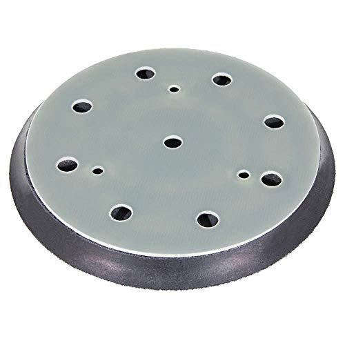 Schleifteller für HILTI WFE380 und WFE450E Klett-Schleifscheiben Ø 150mm - Stützteller mit 6-Loch Absaugung - in hart medium und soft verfügbar - DFS