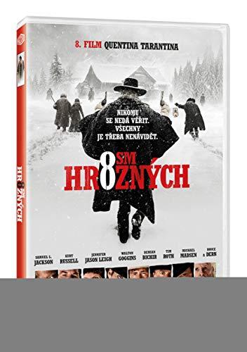 Osm hroznych DVD / The Hateful Eight (tschechische version)