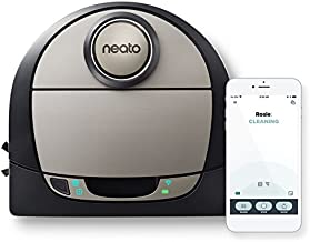 Neato Robotics D7 Connected Laser Guided Robot Vacuum Featuring Multiple Floor Plan Mapping and Zone Cleaning, Works with ...