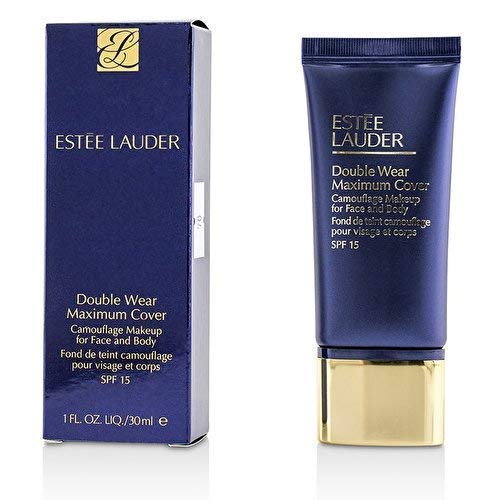 Estee Lauder Double Wear Maximum Cover Camouflage Make Up (Face & Body) SPF15 - #3W2 Cashew 30ml
