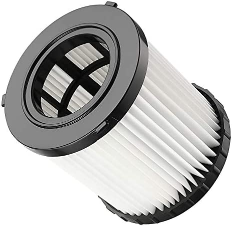 isinlive DCV5801H Hepa Replacement Filter Compatible for DeWalt DCV580 DCV581H Wet Dry Vacuum product image