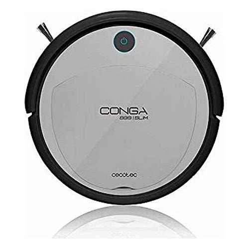 Cecotec Robot Aspirador Conga Serie 899. 800 Pa, Navegación...