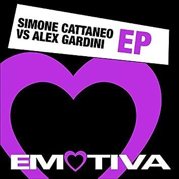 EP (Simone Cattaneo Vs Alex Gardini)