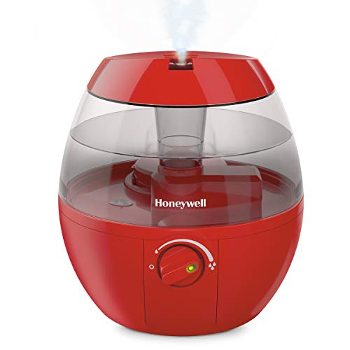 Honeywell HUL520R Mistmate Cool Mist Humidifier, Red