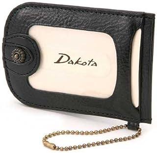 dakota ダコタ [リードクラシック] 定期入れ/パスケース 32007 ブラック