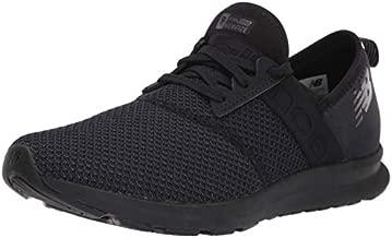 New Balance Women's FuelCore Nergize V1 Sneaker, Black/Magnet, 8