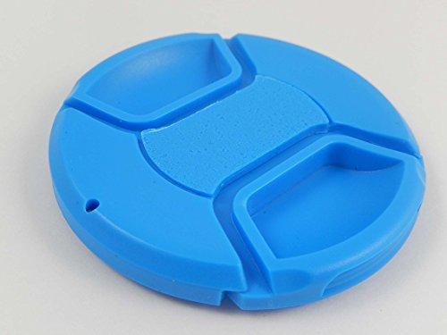 vhbw Tapa de Objetivo 67mm Azul para cámaras Tamron 17-50 mm 2.8 SP AF XR Di II LD ASL IF.