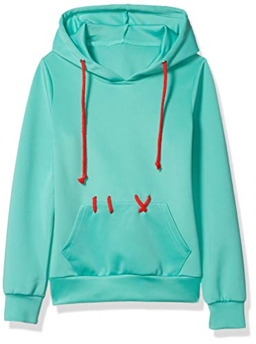 Joyfunny Vanellope Von Schweetz Hoodie Long Sleeve Drawstring Sweatshirt Cosplay Costume Kids L