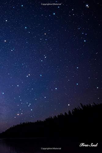Free Soul: Night Sky With Stars