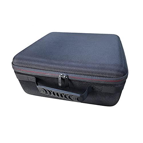 ZPDD Borsa a Tracolla Impermeabile Borsa per Il Trasporto Borsa per la Custodia per DJI FPV Combo Drone Accessorio per Borsa Protettiva AntiGraffio (Color : Black, Size : 38x34x16cm)