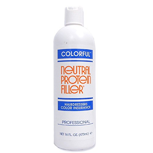 Colorful Neutral Protein Filler 16 Ounce