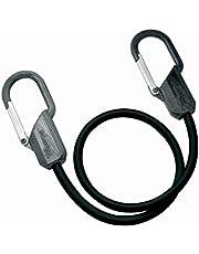 Master Lock Snelbinder met karabijnhaak [80 cm Snelbinder] [Veiligheidshaak] 3205EURDAT - voor Campings