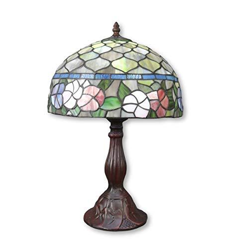 Htdeco - Luminaires - Lampes de table chevet - Lámpara Tiffany Guzzini