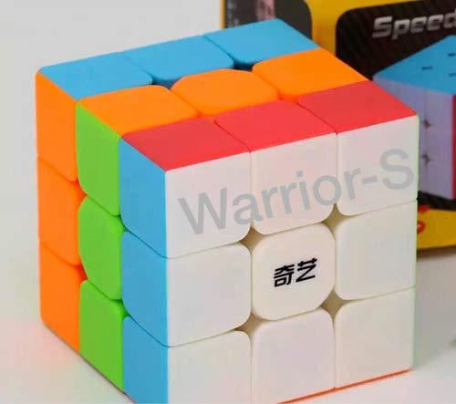 Cubo Mágico Qiyi 3x3x3 Warrior-s Profissional Stickersless