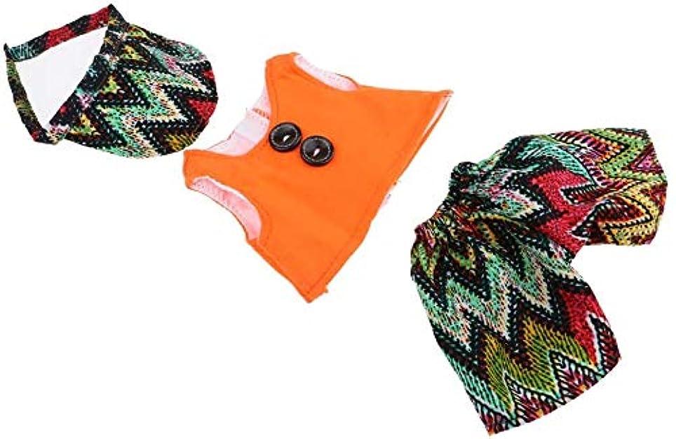 使い込む拳水素DORA⊕BRSリボーンドール用 26-28cm 新生児人形ドールのため トップス パンツ 帽子 衣装アクセサリー