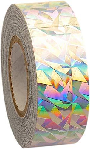 Pastorelli Cinta adhesiva metálica para decoración de aro (plata)