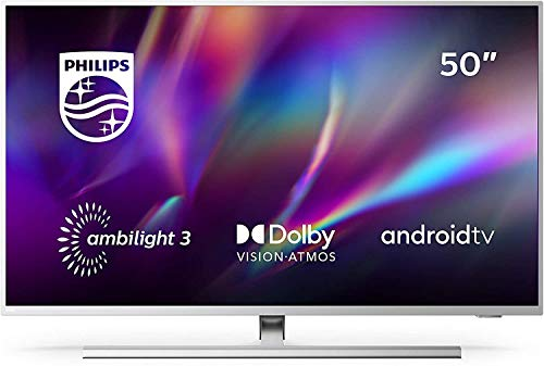 Philips 50PUS8505/12 Ambilight - Televisor, Smart TV de 50 pulgadas (4K UHD,...
