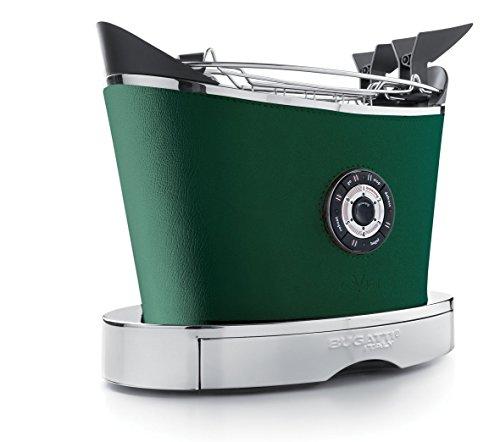 Bugatti - Volo Grille-Pain Cuir Vert