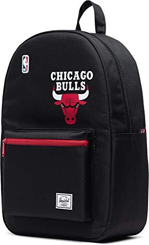 Mochila Herschel Settlement NBA Chicago Bulls Negro Sin talla