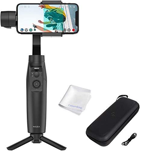 MOZA MINI-MI Ricondizionato Stabilizzatore Gimbal palmarea a 3 assi/Stabilizzatore Smartphone (Ricondizionato)