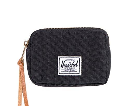 Herschel Supply Company Tarjetero, Negro