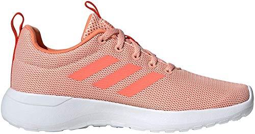 adidas EE6957 Lite Racer CLN Mädchen Sneaker aus Mesh Textilinnenausstattung, Groesse 37 1/3, apricot