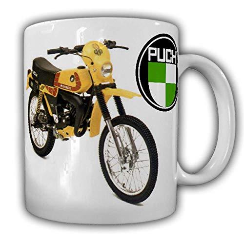 Taza Puch Minicross, accesorio para moto, taza de café, Motocross Enduro Motocycle #24147