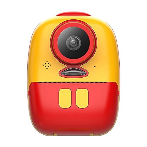 Kibola - Cámara digital digital infantil para niños, diseño de polaroids